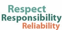 Respect, Responsibility, Reliability